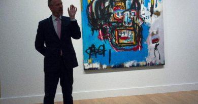 Un oeuvre de Basquiat a été vendu 100 millions d'euros